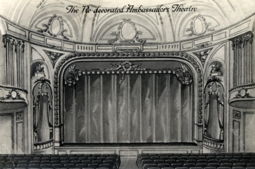 Ambassadors Theatres Trust