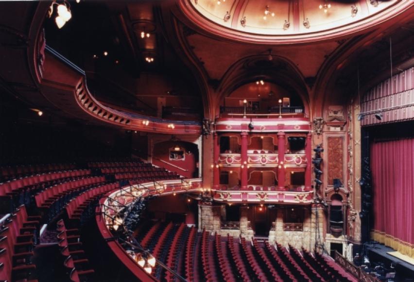 Auditorium Of The Hippodrome Bristol Theatres Trust