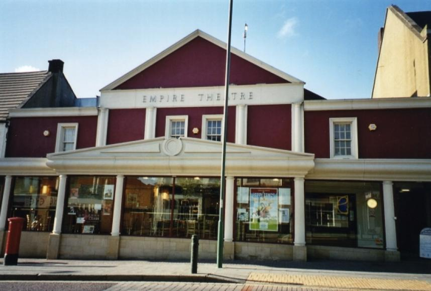 Consett cinema