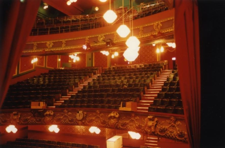 Dress Circle At The Former Hippodrome Derby 1980
