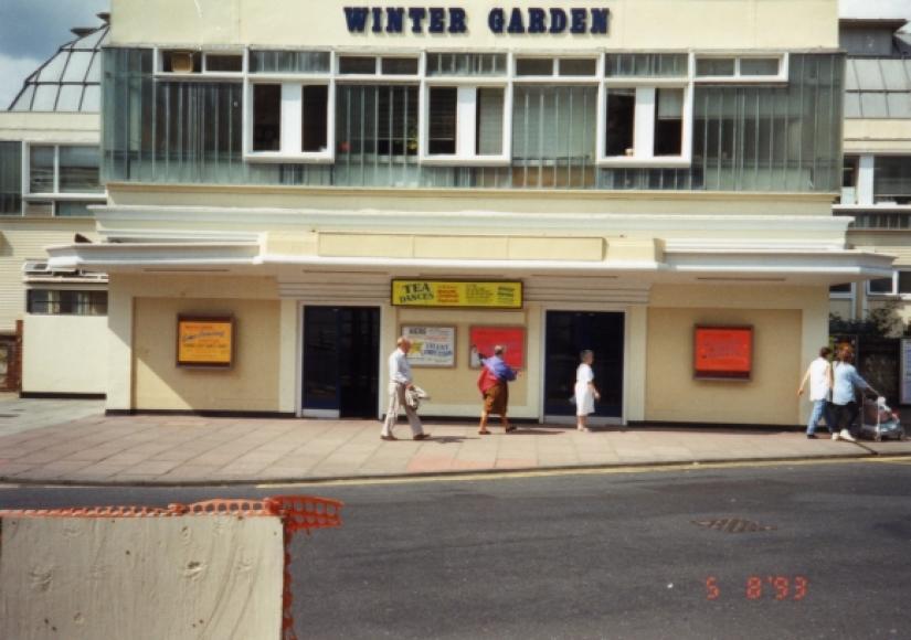 Winter Garden | Theatres Trust