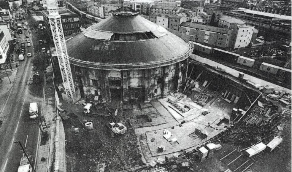 Roundhouse   Theatres Trust