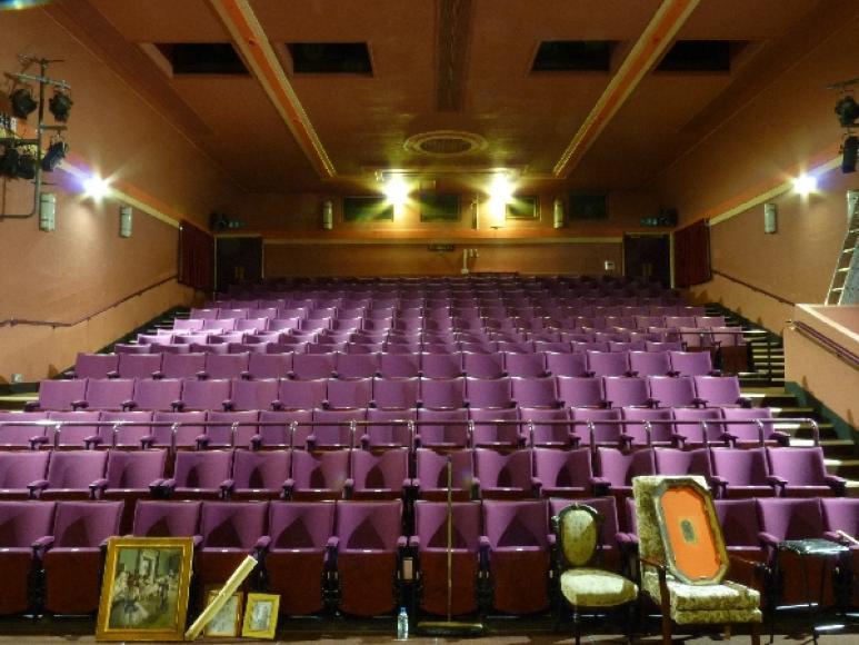 Plaza Theatre Theatres Trust