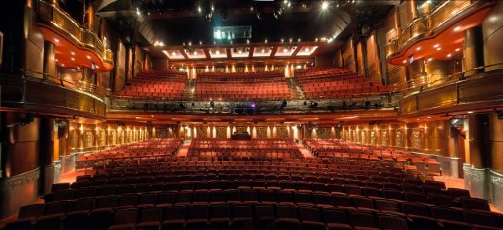 Auditorium Of The Prince Of Wales Theatre London 2013