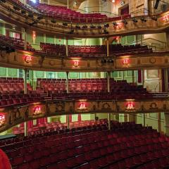 Theatre Royal Brighton auditorium